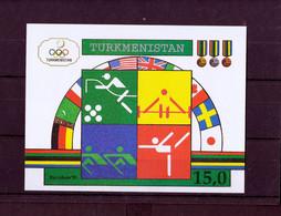 UMM - 1992 Olympics - M/s - Turkmenistan