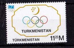 UMM - 1994 Olympics - Turkmenistan