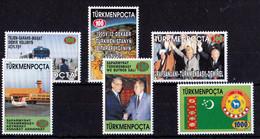UMM - 1996 5th Ann Independence - Turkmenistan