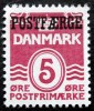 Denmark 1942  Parcel Post (POSTFÆRGE).   Minr.25I,  Type I  MNH  (** )  ( Lot  G 982 ) - Paketmarken