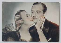 28790 Cartolina Cinema - Quando La Vita è Romanzo - Grace Moore E Melvyn Douglas - Schauspieler