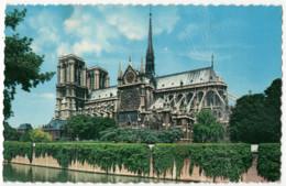 CPSM 75 Paris Notre Dame - Notre Dame Von Paris