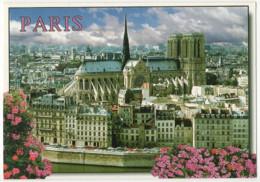 CPSM 75 Paris île De La Cité, Notre Dame - Notre Dame Von Paris