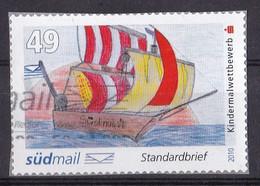 BRD Privatpost Südmail (49 Cent) Kindermalwetbewerb (A1-23) - Private & Local Mails