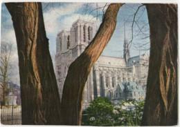 CPSM 75 Paris Notre Dame De Paris (1960) - Notre Dame Von Paris