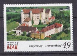 BRD Privatpost Ostalb Mail (49 Cent) Kapfenburg (A1-24) - Private & Local Mails