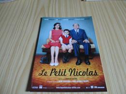 """Affiche Du Film """" Le Petit Nicolas """". - Plakate Auf Karten"""