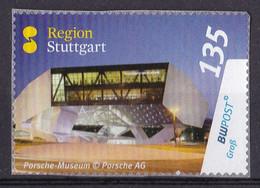 BRD Privatpost BW Post Region Stuttgart (135 Cent) Porsche Museum (A1-24) - Private & Local Mails