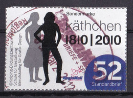 BRD Privatpost Regio Mail (52 Cent) Käthchen 1810/2010 (A1-24) - Private & Local Mails