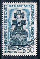 1962 French Resistance YT 1337 - Usati