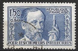 France-Yvert N°333 Oblitéré - Oblitérés
