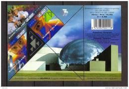 Finlande 2000 Bloc N°24 Neuf Sur La Science - Blocks & Kleinbögen