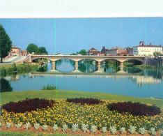 Carte  -  Jarnac - Le Pont Sur La Charente             F972 - Jarnac