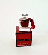 Miniatures De Parfum LE PARFUM De LALIQUE  EDP  4.5 Ml  + Boite - Miniatures Femmes (avec Boite)