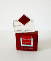 Miniatures De Parfum  ZANZIBAR De VAN CLEEF & ARPELS  EDT    5 Ml  + Boite - Miniatures Femmes (avec Boite)