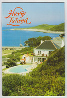 Herm Island (Guernsey) 1989 Brochure, With Leaflets Etc. - Europa