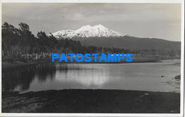 173125 CHILE REGION DE LOS LAGOS LAGO LLANQUIHUE VIEW PARTIAL POSTAL POSTCARD - Chili