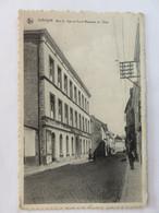 Jodoigne Rue St Jean Et Ecole Moyenne De L'Etat - Jodoigne