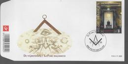 FDC :  Nr 3782  Stempel: 4800 Petit Rechain - 2001-10