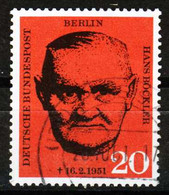 BERLIN 1961 Nr 197 Gestempelt X2B9696 - Gebraucht