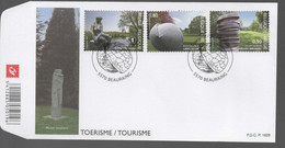 FDC :  Nr 3794/96  Stempel: 5570 Beauraing - 2001-10