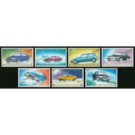 🚩 Discount - Mongolia 1989 Automobile  (MNH)  - Cars - Auto's