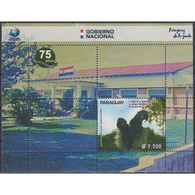 🚩 Discount - Paraguay 2019 The 75th Anniversary Of The IPS Clinic  (MNH)  - The Medicine, Birds - Médecine