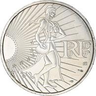 France, 10 Euro, Semeuse, 2009, SPL+, Argent, Gadoury:EU337, KM:1580 - France
