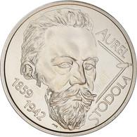 Slovaquie, 10 Euro, Aurel Stodola, 2009, Kremnica, FDC, Argent, KM:108 - Slovaquie