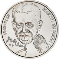 Slovaquie, 10 Euro, Martin Kukucin, 2010, Kremnica, FDC, Argent, KM:111 - Slovaquie