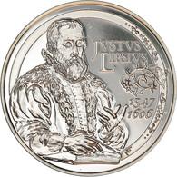 Belgique, 10 Euro, Justus Lipsius, 2006, SPL, Argent, KM:255 - Belgique