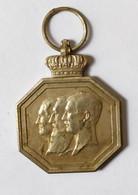 Ancienne Oude Medaille CENTENAIRE DE L'INDEPENDANCE 1830 / 1930 Old Medal Dynastie Royalty Graveur Devreese - Belgien