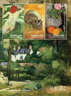 Canouan Grenadines Of St. Vincent-2014-art-painting  I202110 - St.Vincent Und Die Grenadinen