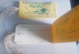 Étiquettes  Bagages Pacific - Sonstige