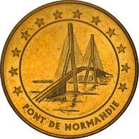 France, Euro, Le Havre - Pont De Normandie, 1996, Euro Des Villes, SUP - France