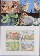 UNO NEW YORK 1999 Mi-Nr. 815/18 Maximumkarte MK/MC - Maximumkarten