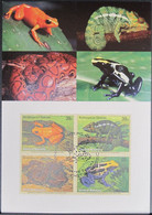 UNO NEW YORK 2006 Mi-Nr. 1015/18 Maximumkarte MK/MC - Maximumkarten