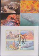 UNO NEW YORK 2008 Mi-Nr. 1079/82 Maximumkarte MK/MC - Maximumkarten