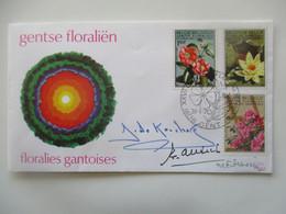 FDC Rodan 1523-25 - Trois Signatures! Un Régal ! - 1961-70