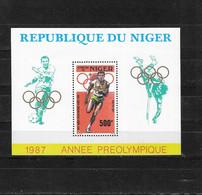 NIGER Nº  HB 51 - Sommer 1988: Seoul