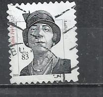 USA 2002 - EDNA GERBER, AUTHOR AND WRITER - USED OBLITERE GESTEMPELT USADO - Gebraucht
