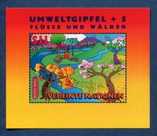 ⭐ Nations Unies - Vienne - YT Bloc N° 8 ** - Neuf Sans Charnière - 1997 ⭐ - Blocks & Kleinbögen