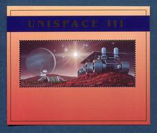 ⭐ Nations Unies - New York - YT Bloc N° 17 ** - Neuf Sans Charnière - 1999 ⭐ - Blocks & Kleinbögen