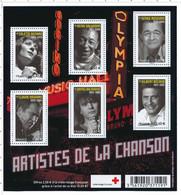 BF 4605 (2011) Grands Noms De La Chanson  Française - 1960-.... Postfris