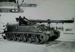 ► CHAR D'Assault Britanique - M40 15 Mm Gun - Imperial War Museum - Materiaal