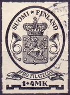 FINLAND 1931 Pro Felitica GB-USED - Gebraucht