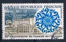 1974 Council Of Europe YT 1792 - Gebraucht