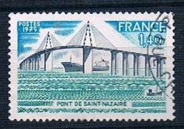 1975 St Nazaire Bridge YT 1856 - Gebraucht