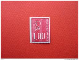 N° 1895a ** N° Rouge - Ungebraucht