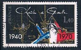 1980 De Gaulle YT 2114 - Gebraucht